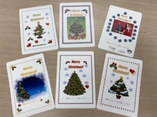 クリスマスカードを作ってみよう!を開催しました