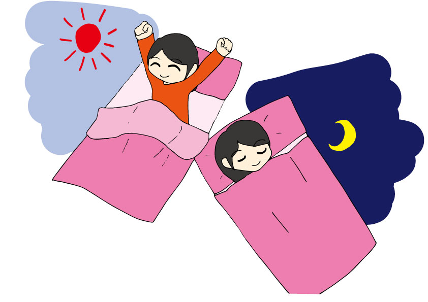 健康シリーズ(睡眠)①