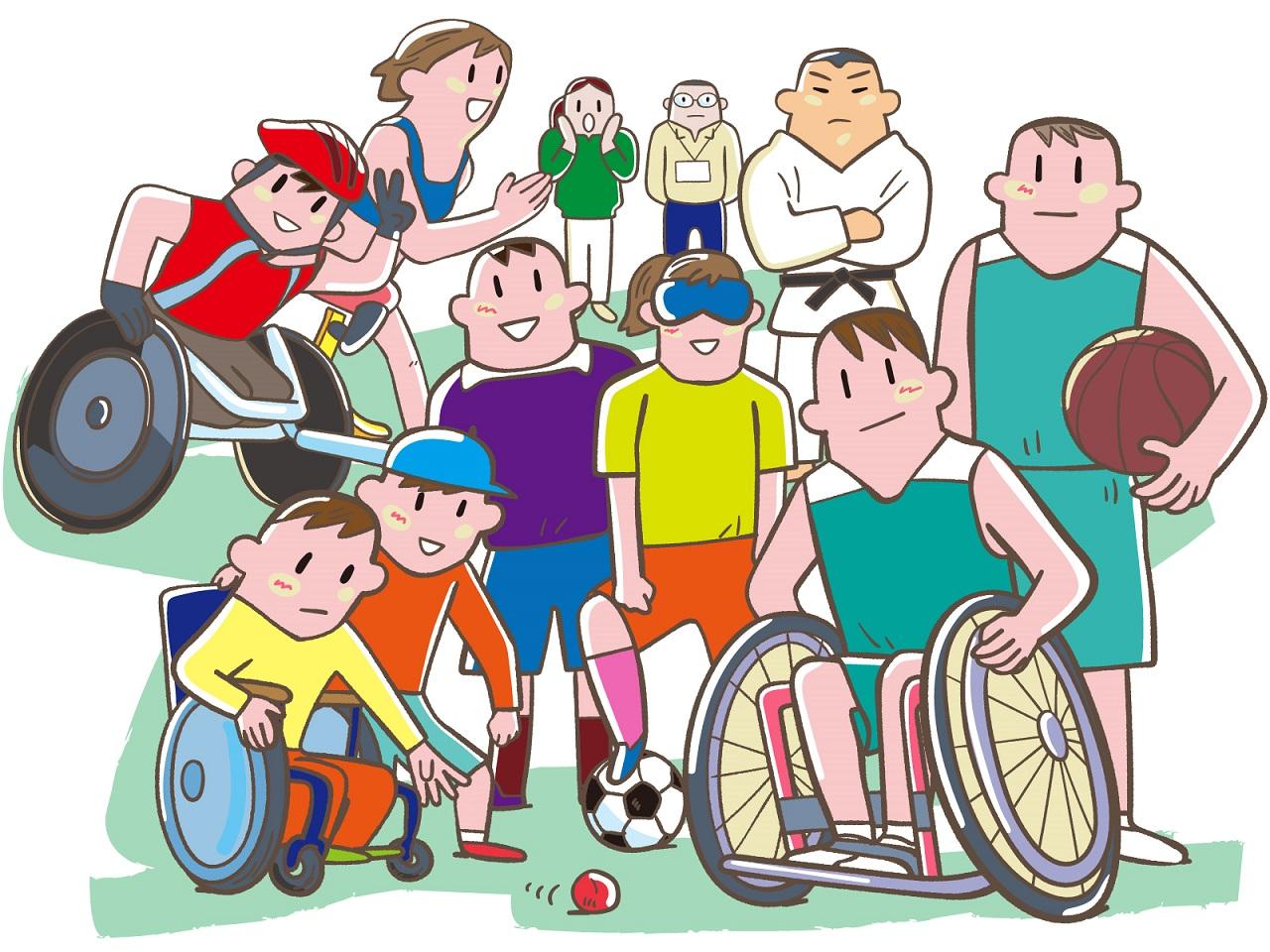 パラスポーツに思う🌈前に進む力