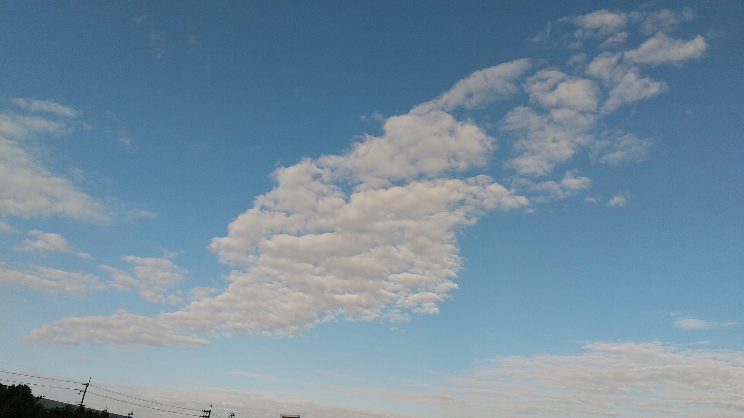 空を見る日🌈